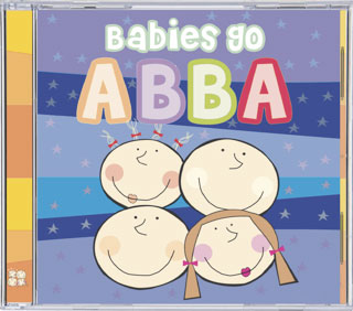 babies go abba cd cover
